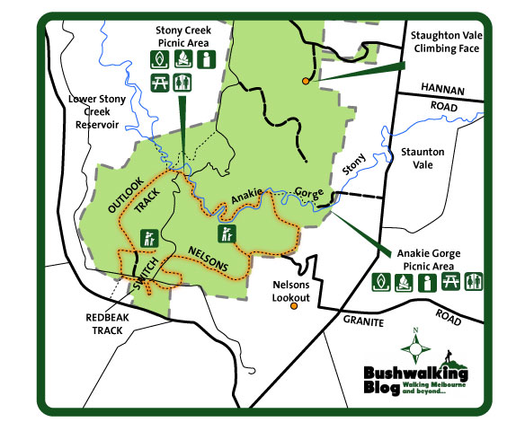 cathedral range state park pdf map