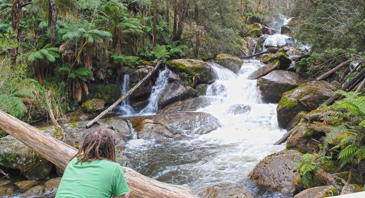 Keppel Falls - Marysville - Victoria