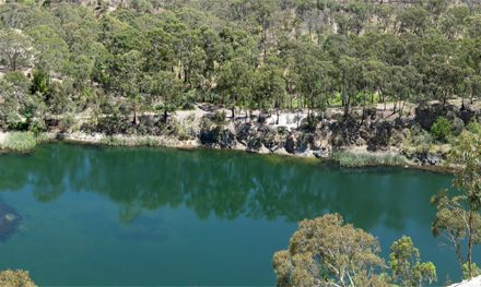 Blue Lake Circuit – Yellow Gum Park – Plenty Gorge – Victoria
