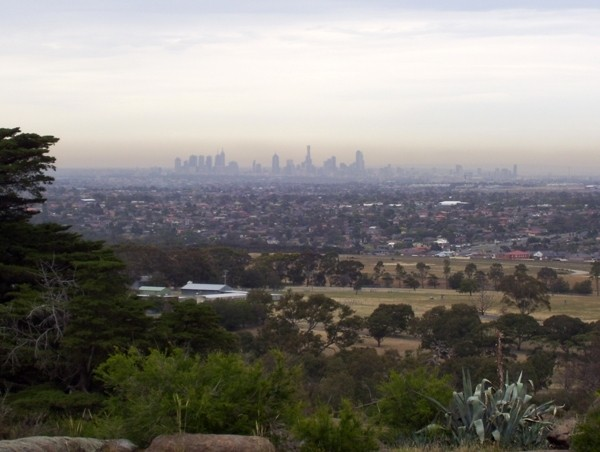 Gellibrand Hill and Back Paddock – Woodlands Historic Park – Greenvale – Victoria