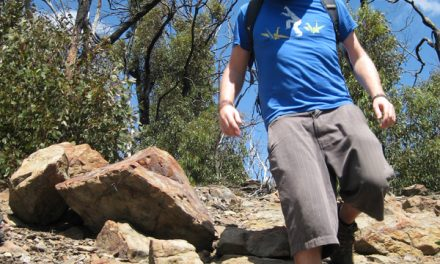 Melbourne Day-Walk: Ted Errey Nature Circuit – Brisbane Ranges National Park – Anakie – Victoria