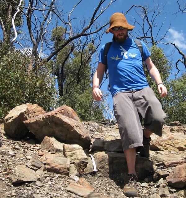 Melbourne Day-Walk: Ted Errey Nature Circuit – Brisbane Ranges National Park – Anakie – Victoria