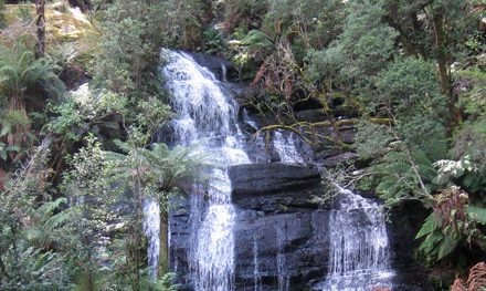 Triplet Falls – Great Otway National Park – Lavers Hill – Victoria