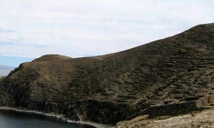 Chincana Ruins (Palacio del Inca or El Laberinto) – Isla Del Sol – Lake Titicaca – Bolivia