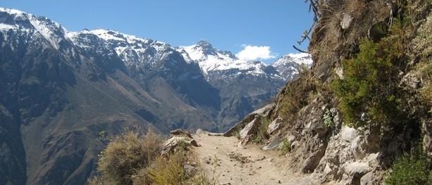 Colca Canyon (Cañón del Colca) – Cabanaconde – Peru