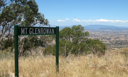 Mount Glenrowan and Chick Hill – Warby Range State Park – Glenrowan – Victoria
