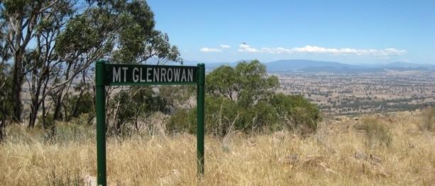 Mount Glenrowan and Chick Hill – Warby Range State Park – Glenrowan – Victoria