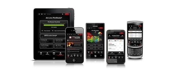 CFA FireReady: Victorian Bushfire Information via Smart Phone