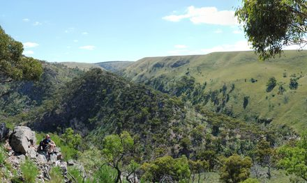 Melbourne Day-Walk: Werribee Gorge Circuit – Werribee Gorge State Park – Bacchus Marsh – Victoria