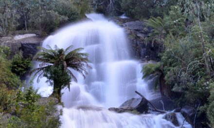 Fainter Falls – Alpine National Park – Bogong Village – Victoria