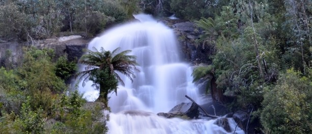 Fainter Falls - Alpine National Park - Bogong Village - Victoria