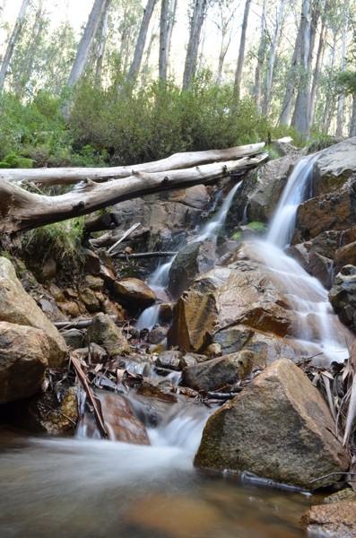 Blind Creek Falls - Mount Buller - Alpine National Park - Victoria