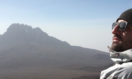 News: Double-Amputee Summits Kilimanjaro