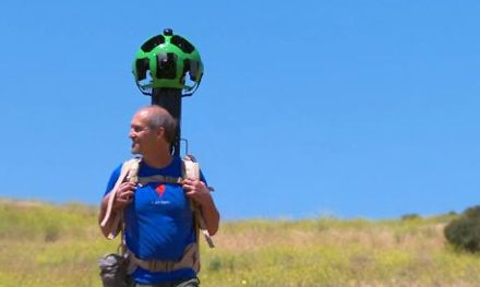 News: Google's Trekker – Street View for Hiking Trails