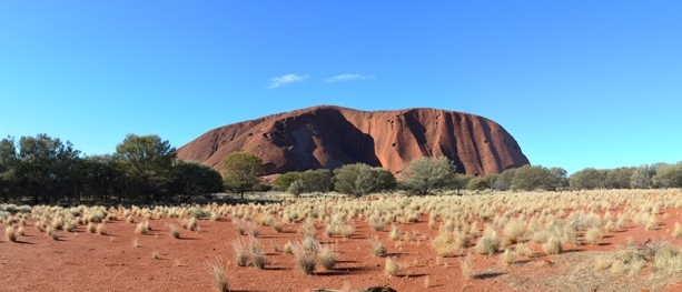 Uluru and Kata Tjuta: A healing walk in the Red Centre