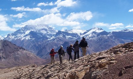 Hiking Mount Penitentes, Mendoza, Argentina: Getting closer to the gods in the Andes
