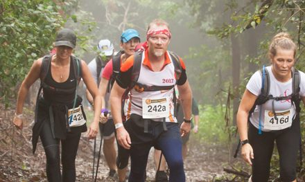 The Kokoda Challenge: A bushwalking race that draws on the Spirit of Kokoda to help shape young minds