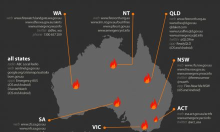 Infographic: Camping and hiking in bushfire season: Know before you go