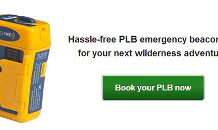 PLB Hire: Enjoy the wilderness more safely with an emergency beacon from Bushwalking Blog