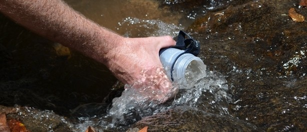Review: Fill2Pure Water Filter Bottle: Water filtration doesn't get much simpler
