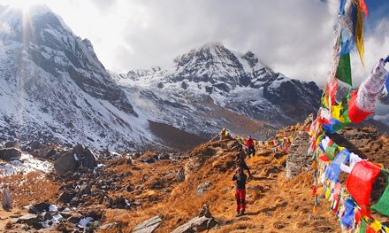 On bucket lists, relationship compromise, and hiking in The Himilayas