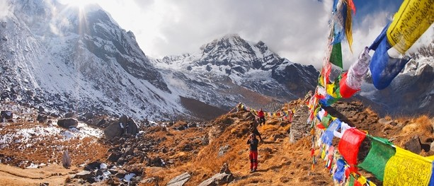 Bucket List: Hiking in The Himilayas