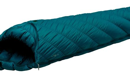 Review: Mont Bell Super Spiral Down Hugger #3 ultralight sleeping bag