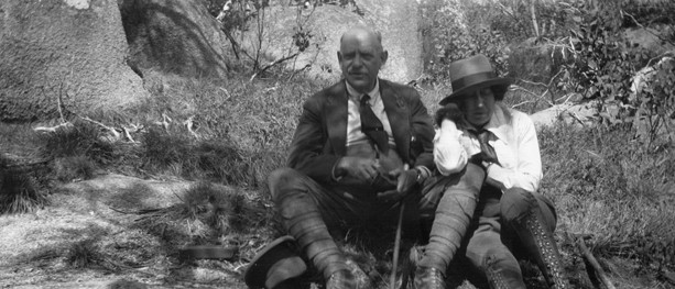Hiking through history: 25 hiking photos from the State Library of Victoria's archives