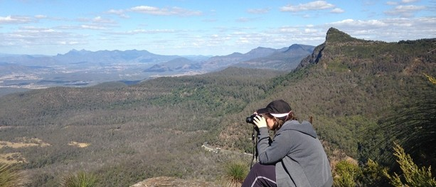 Falling in Love with Mount Cordeaux | Main Range National Park – QLD