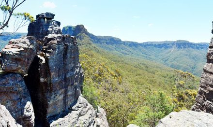 A week in the Blue Mountains – Part 4: Scenic World and Ruined Castle