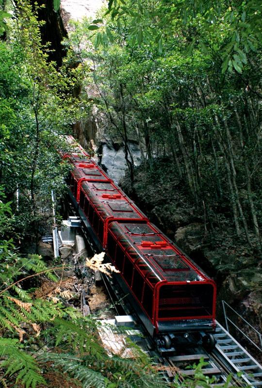 Scenic Railway - Blue Mountains