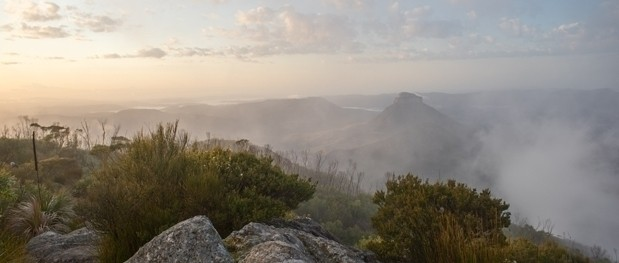 Have beacon will travel: Hiking Mount Barney (QLD)