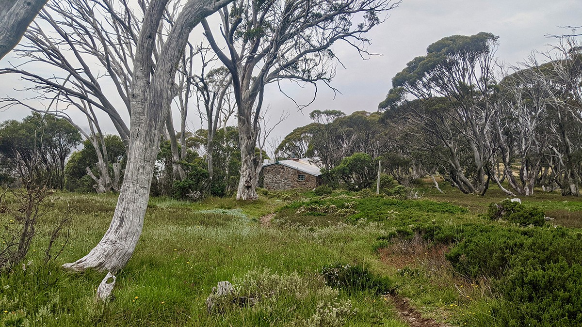 Cleve Cole Hut - Mount Bogong - Alpine National Park - Victoria