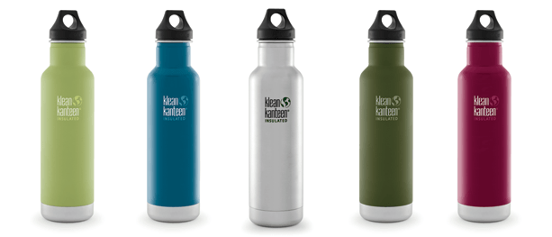 Review Klean Kanteen Classic Insulated Water Bottle