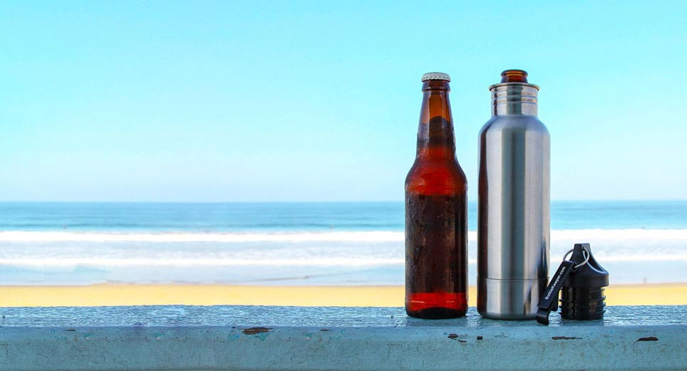 BottleKeeper - keep your beer cold and protected