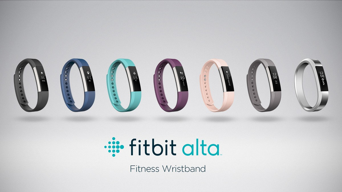 vFitbit Alta Review