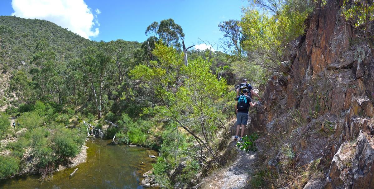 Lerderderg Gorge - Southern Walk - Victoria - Australia