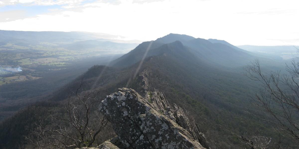Sugarloaf Peak – Cathedral Range State Park (Victoria)