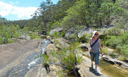 Mermaid Pools – Tahmoor – New South Wales (Bare Bones Bushwalking)