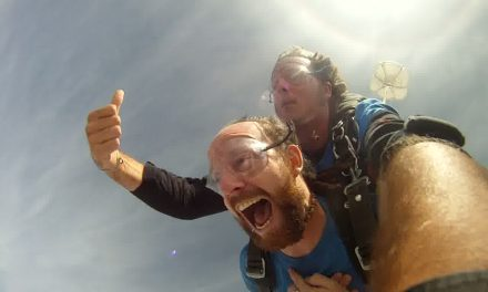 Skydiving the Great Ocean Road (that time I jumped out of a perfectly good plane)