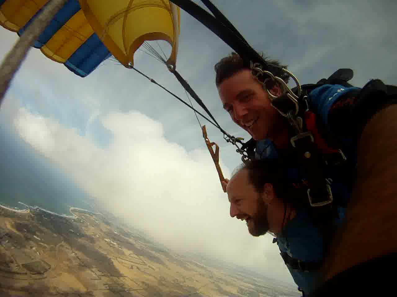 Skydiving the Great Ocean Road