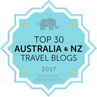 Asher Fergusson's Top 30 Australia & NZ Travel Blogs 2017