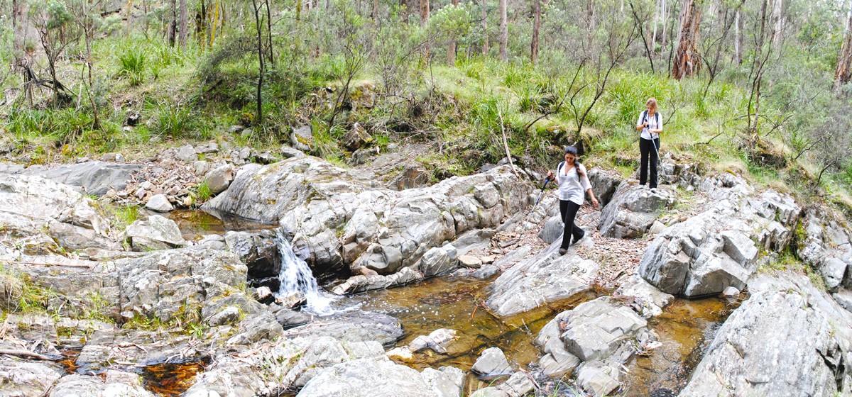 Lerderderg Gorge Northern Circuit – Lerderderg State Park – Victoria (Bare Bones Bushwalking)