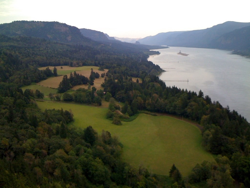 Cape Horn Trail - Columbia River Gorge