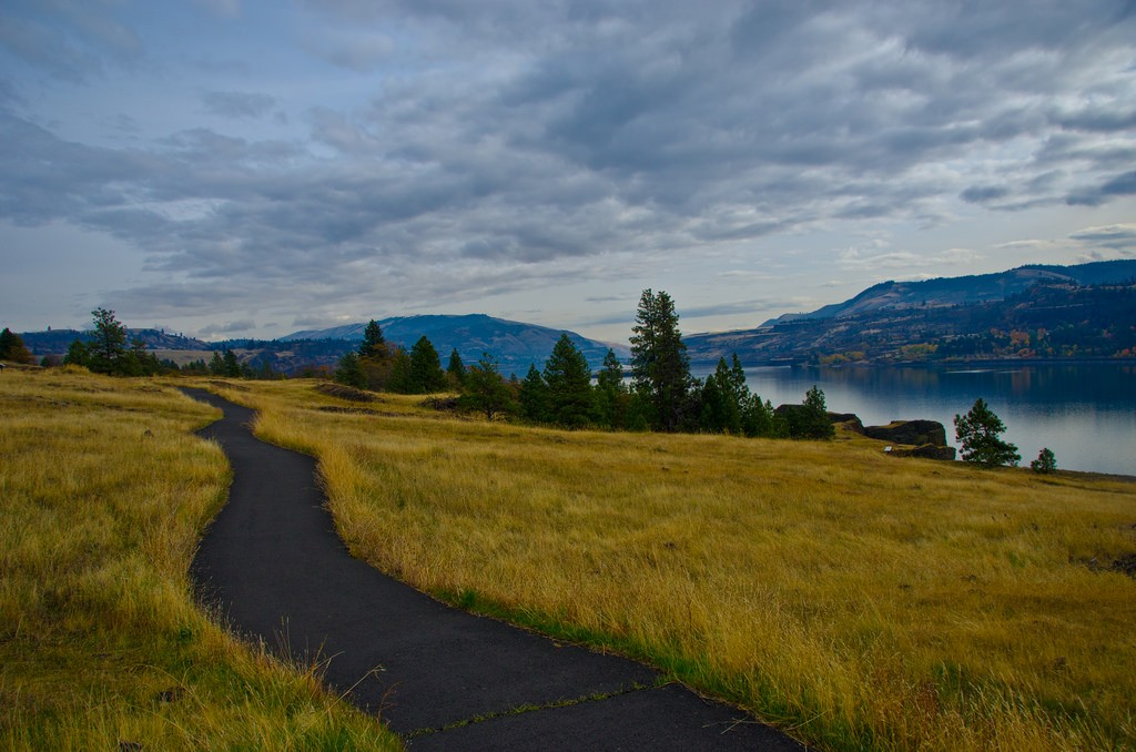 Catherine Creek Trail - Columbia River Gorge