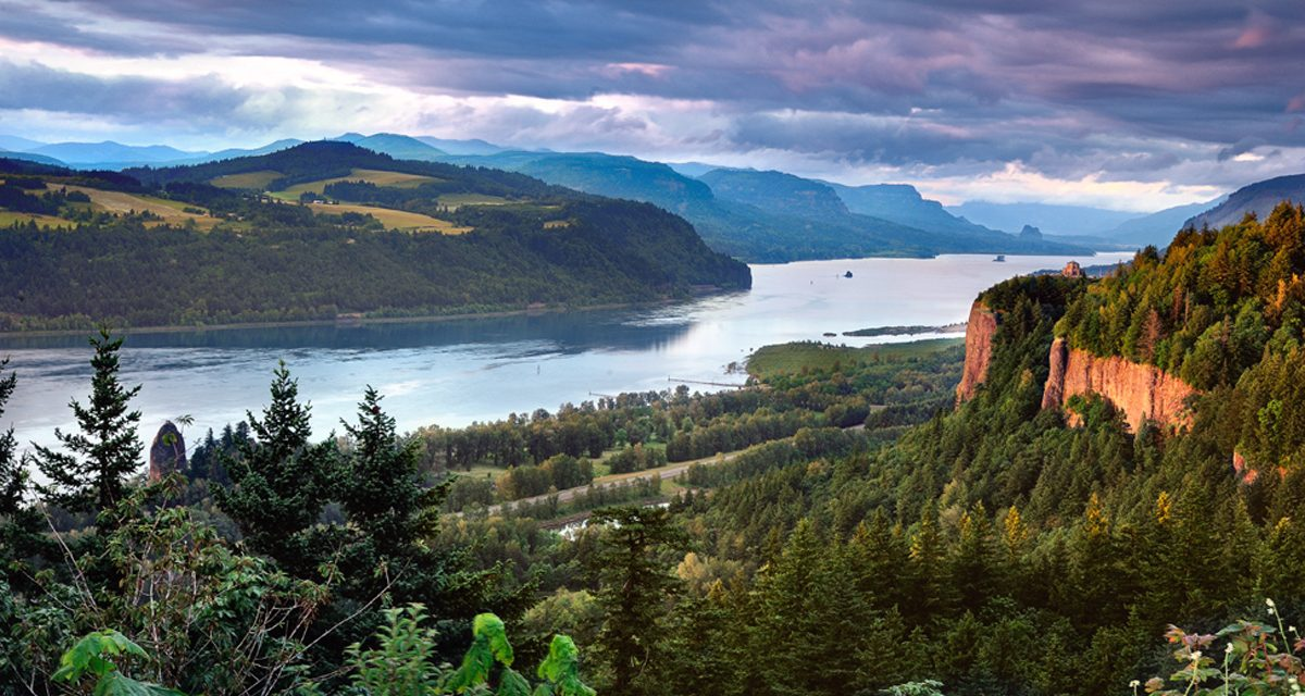 5 of the best trails in Columbia River Gorge National Scenic Area (Oregon, USA)