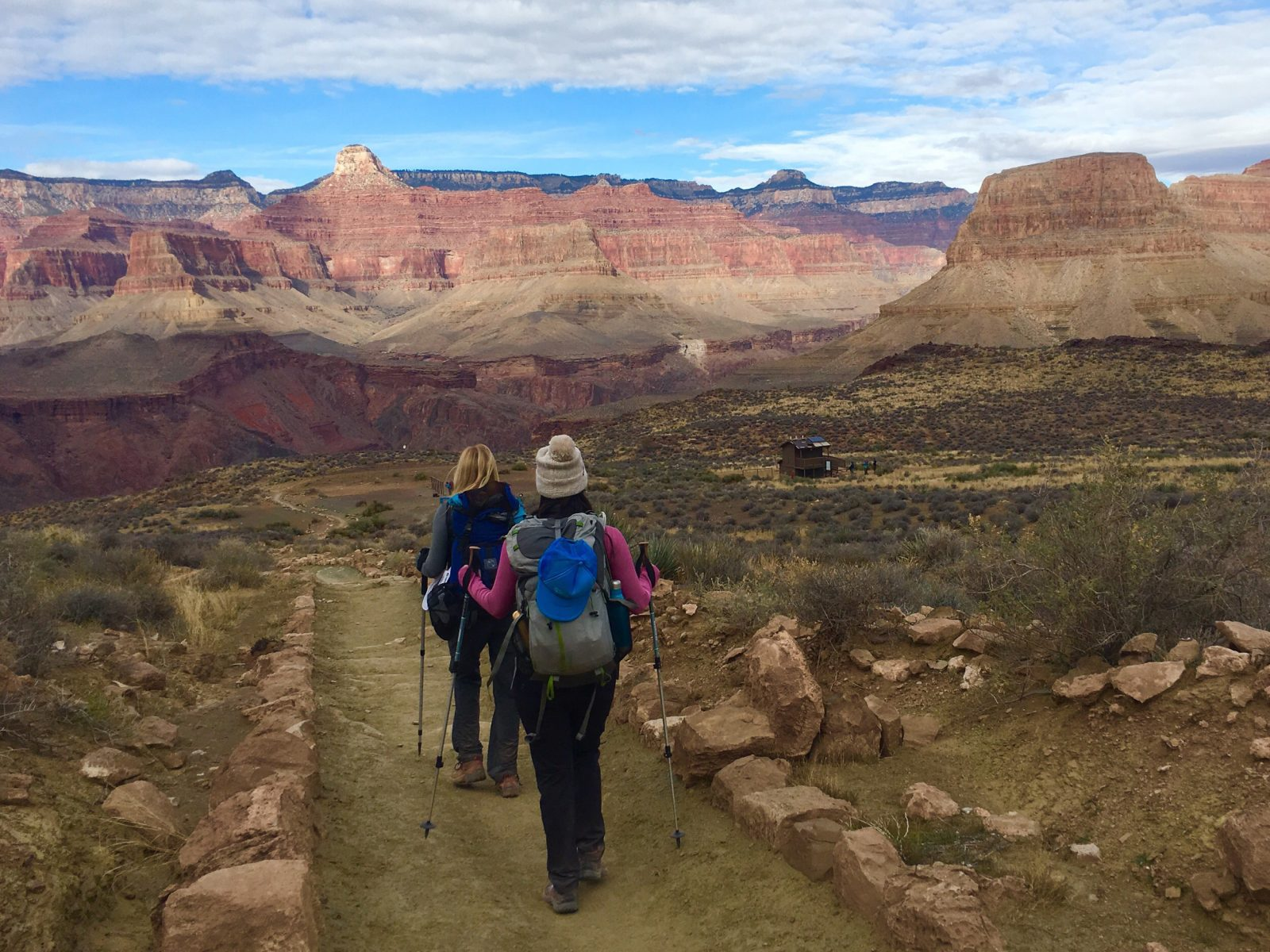Grand Canyon - Phantom Ranch hike