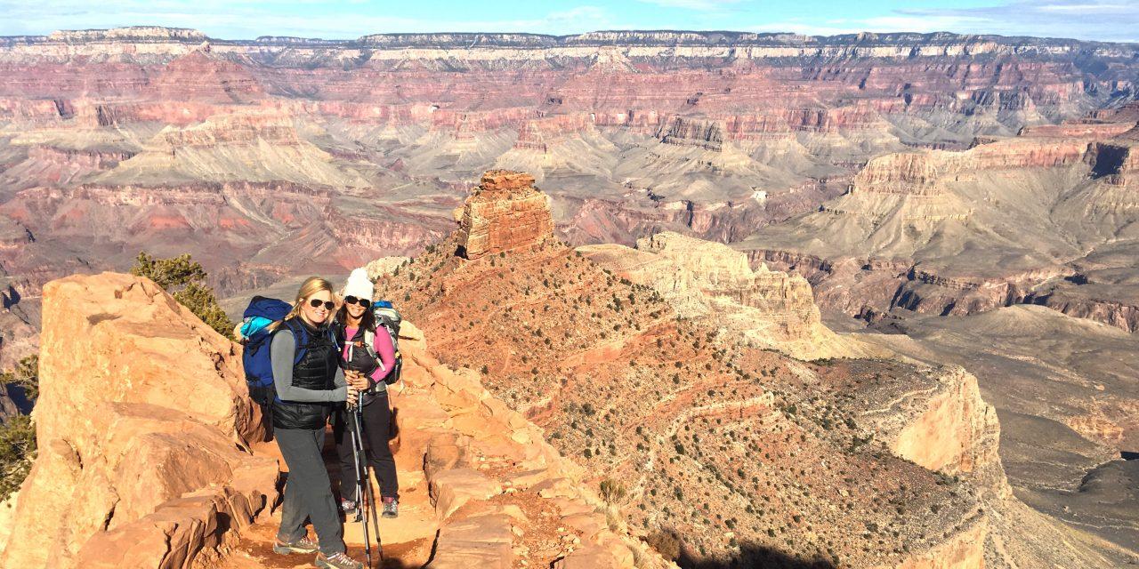Grand Canyon – Phantom Ranch via South Kaibab Trail (Nevada, USA)