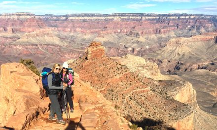 Grand Canyon – Phantom Ranch via South Kaibab Trail (Nevada, USA)