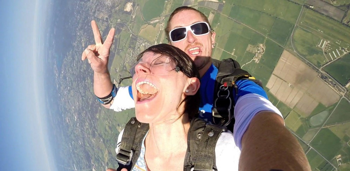 Skydiving the Yarra Valley, Melbourne - Victoria - Australia